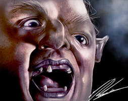 Sloth - The Goonies by CSM-101