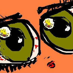 Bigeyes by frosinaj