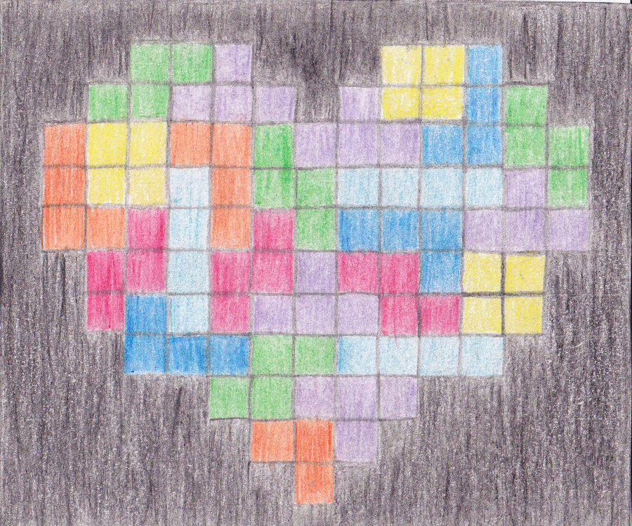 tetris love by ladyj403