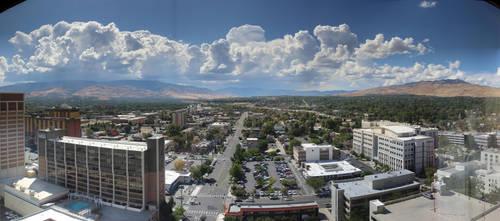 Reno Mega-panorama by Mauser712