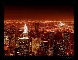 New York I by myrkky