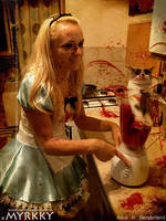 Alice in Blenderland by myrkky