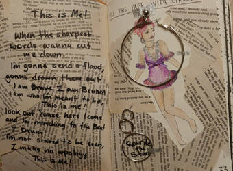 Wreck this Journal-Fill this page with Circles by wren2002