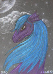 ACEO - Dragea by Ergien