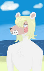 Beach bears New Hair by Showbiz-pizza18