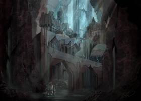 Dwaren River City by 8-bitpunch