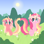 Inky Sisters by Cashmere-Cuddles