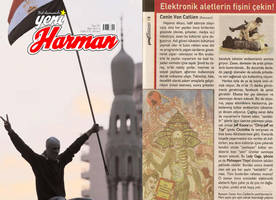 YeniHarman article and artwork - 2011 by selfregion