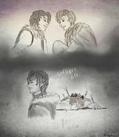 Where are you now? (Robb Stark/Jon Snow) by Maya-chan96