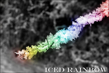 Iced Rainbow by Tilyoko