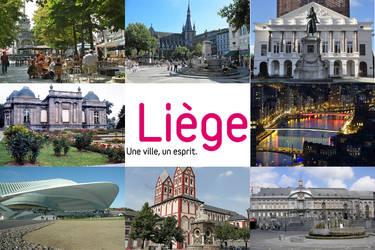 Liege, a city, a spirit. by Tilyoko