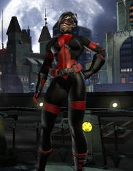 Adara Lor- Infiltration Suit by true-spartan