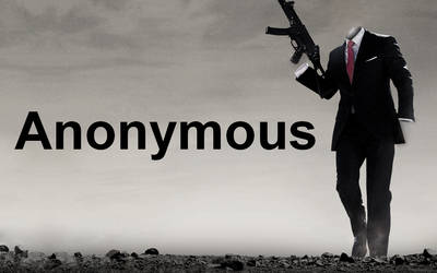We are Anonymous by AnonOps