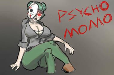 Psycho Momo by MrHelix