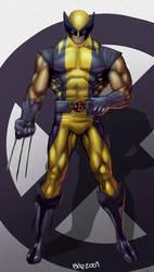 Wolverine 2009 by billydallaspatton
