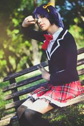 Rikka Takanashi - Crosplay :P by AntonioGN
