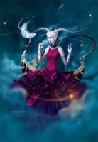 Moon Weaver: Aries by look