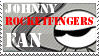 Johnny Rocketfingers Stamp by Speed-Up