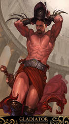Gladiator by ancientfear