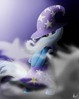The Great and Powerful Trixie by Bronyontheway