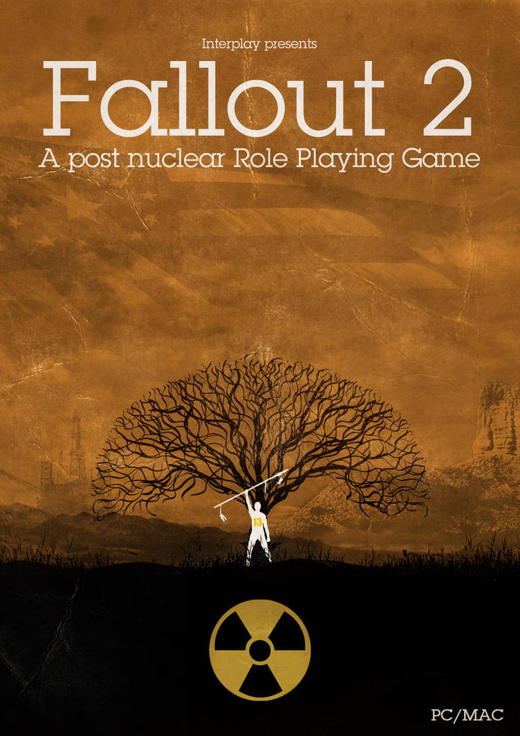 Playin' in the 70's Fallout 2 by Margenal