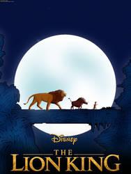 The Lion King 2019 Poster Hakuna Matata By Rdj1995 On Deviantart