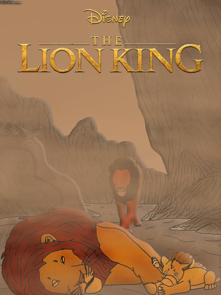 The Lion King 2019 Poster The King Is Dead By Rdj1995 On Deviantart