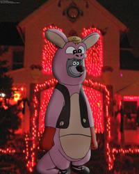 Baloo as Kigurumiko by RDJ1995