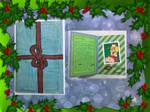 Christmas Card 0028 - Mandy by RDJ1995