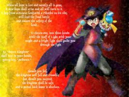 Pokemon - Satoshi by Katsu14