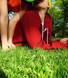 park boys kisses by yourlegsgrow
