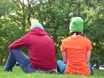 park boys can be peaceful by yourlegsgrow
