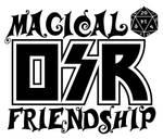 Magical OSR Friendship by ThaumielNerub