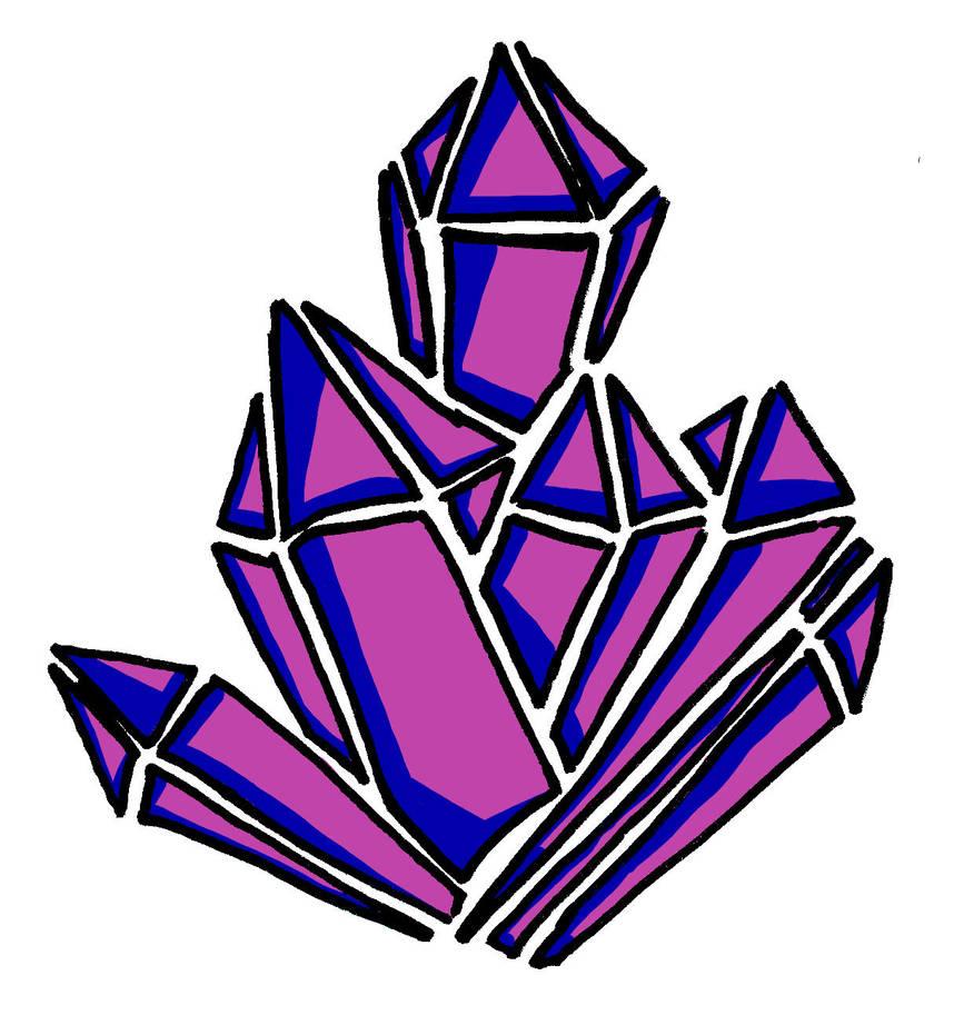 Crystal by ThaumielNerub