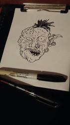 Trollogre WIP by ThaumielNerub