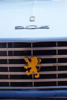 Peugeot lion figure by Arayashikinoshaka