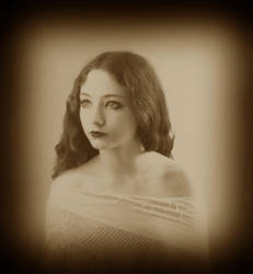 Lillian Gish 3 by Step-in-Time-Stock