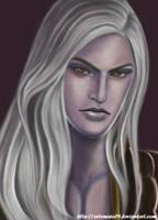 Alucard portrait by Artemisia79