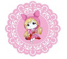 Art trade with pinkninjajediizzy05 by peachysuu