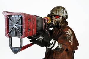 NCR Ranger Cosplay 04 - Ayacon 2011 by JayCosplay