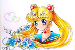 Sailor Moon by depressivebunny