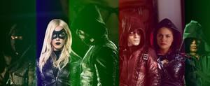 Team Arrow United by xGeorgexFx