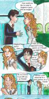HBP SPOILER- Harry, Luna comic by bachel60