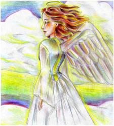 Angel by bachel60