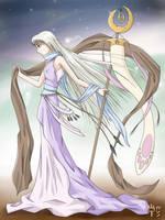 Sorceress by Kairi-Moon