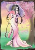 A Gift from a Geisha by Kairi-Moon