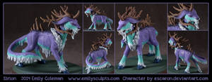 Commission : Sirion by emilySculpts