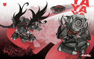 dragon by kriksix