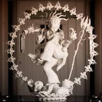 Shiva Nataraja sculpture by kriksix