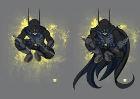 Batman 2.0 by kriksix